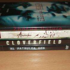 Pachet Filme SF (4 DVD-uri) - Film SF, Romana
