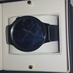 Smartwatch Huawei Watch W1 black, Otel inoxidabil, 42mm, Negru, Android Wear, 4 GB