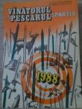 Almanahul Vanatorul Si Pescarul Sportiv 1988 - Colectiv ,393714