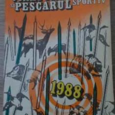 Almanahul Vanatorul Si Pescarul Sportiv 1988 - Colectiv, 393714 - Carti Agronomie
