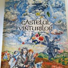 Castelul vinturilor, Stela Brie, Facla 1984, 72 pag, format: 34x24cm - Carte Epoca de aur