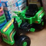 Tractor cu pedale - Vehicul