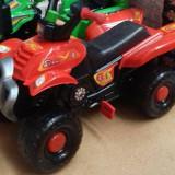 ATV cu pedale - Vehicul