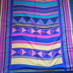 BATIC MARE DIN MATERIAL FIN TIP CASMIR. - Batic Dama, Culoare: Multicolor