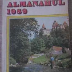 Vanatorul Si Pescarul Sportiv Almanahul 1989 - Colectiv, 393715 - Carti Agronomie