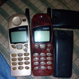 Nokia - Telefon Nokia, Maro, Nu se aplica, Neblocat, Fara procesor, 32 MB