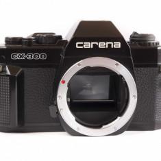 Aparat foto film Carena CX300 montura Pentax K stare f buna - Aparat Foto cu Film Pentax, SLR