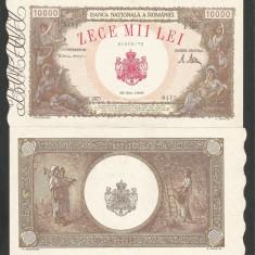 ROMANIA 10000 10.000 LEI 28 MAI 1946 a UNC UNC [1] necirculata - Bancnota romaneasca