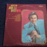 Jim Ed Brown - The Best Of _ vinyl,LP,RCA(SUA) _ folk , country