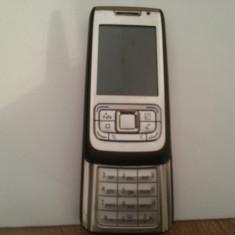 Telefon Nokia e65 folosit / stare perfecta de functionare / necodat, Negru, Neblocat