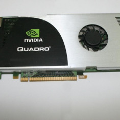 Placa video profesionala Nvidia Quadro FX 3700 512 M / 256 bit DDR3 - Placa video PC