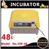 Incubator pentru oua automat capacitate 48 Oua gaina - Incubator oua