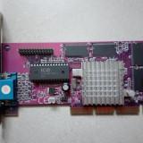 Placa video AGP nVidia Riva TNT2 M64 32Mb 64bit DirectX 6.0