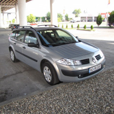 Renault Megane 2 break 1.5 dci unic proprietar, An Fabricatie: 2004, Motorina/Diesel, 179000 km, 1480 cmc