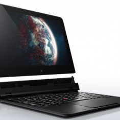 Laptop Lenovo Thinkpad Helix 3702, Intel Core i7 Gen 3 3667U 2.0 GHz, 8 GB DDR3, 256 GB SSD, WI-FI, Bluetooth, 2 x WebCam, Display 11.6inch 1920 by