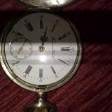 Ceas de buzunar de argint