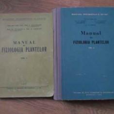 Manual De Fiziologia Plantelor Vol.1-2 - Emil Pop, N. Salageanu, St. Peterfi, H. Chirilei, 393736 - Carti Agronomie