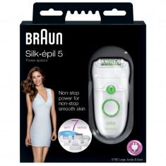Epilator BRAUN Silk Epil 5 Braun 5780 - Legs, body & face