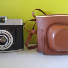 Aparat foto vechi vintage, marca SUPER, Germania, 11x10cm, colectie, decor - Aparat de Colectie