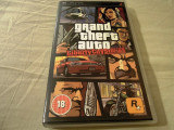 Grand Thef Auto Liberty City Stories, GTA, PSP, original, alte sute de jocuri!, Actiune, 18+, Single player, Rockstar Games
