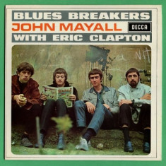 JOHN MAYALL The BLUESBREAKERS Blues Breakers w E. Clapton remastered (cd) - Muzica Blues