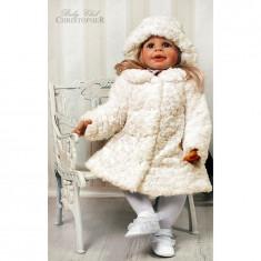 Compleu de iarna pentru fetite- Christopher Baby Club 4082C