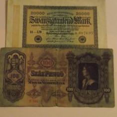 Lot bancnote, Europa