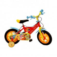 Bicicleta pentru copii Winnie the Pooh 12 STAMP C899017NBA - Tricicleta copii