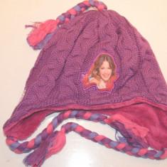 Caciula pentru fetite Violetta-SETINO 770-533