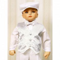 Vesta eleganta pentru baieti Christopher Baby Club 3887A