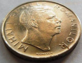 Moned 100 Lei - ROMANIA / REGAT, anul 1943 *cod 3815