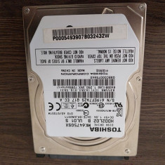 "HDD Laptop 2.5"" S-ATA Toshiba 640GB  MK6475GSX  DEFECT; CLONCANE, 500-999 GB, 5400, SATA 3"