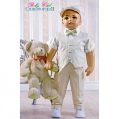 Costum elegant pentru baieti-Christopher Baby Club 5034