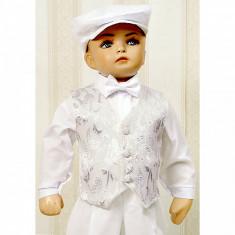 Vesta eleganta pentru baieti Christopher Baby Club 3887B