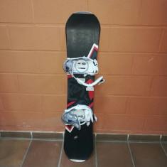 Placa snowboard K2 130cm cu legaturi K2 noi - Placi snowboard