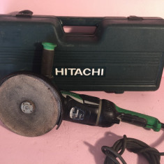 Polizor, flex mare HITACHI G23SCY ca nou