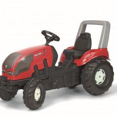 Tractor cu pedale si remorca Rolly Toys ROLLYX-Trac Valtra