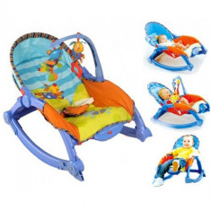 Scaun balansoar multifunctional-BABY MIX TT-130824A - Leagan