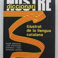 Limba Catalana - Dictionar Ilustrat (llengua catalana) - Carte in spaniola