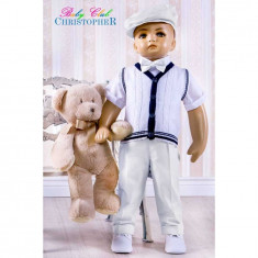 Costum elegant pentru baieti-Christopher Baby Club 5027