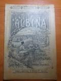 revista albina 15 august 1899 -304 ani batalia de la calugareni,portul national