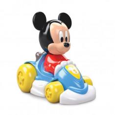Masinuta de curse Mickey Mouse Clementoni