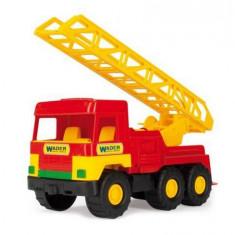 Jucarie Masina de pompieri Middle Truck-Wader 6199 - Vehicul