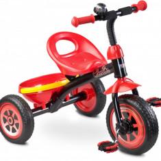 Tricicleta pentru copii TOYZ Charlie TTC-R - Tricicleta copii