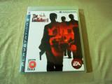 The Godfather II, PS3, original, alte sute de jocuri!, Actiune, 18+, Single player, Activision