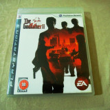The Godfather II, PS3, original, alte sute de jocuri!