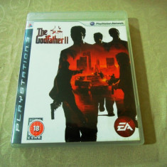 The Godfather II, PS3, original, alte sute de jocuri!, Actiune, 18+, Single player, Activision