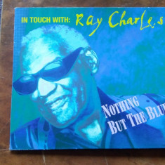 RAY CHARLES - In Touch With, CD . - Muzica Blues