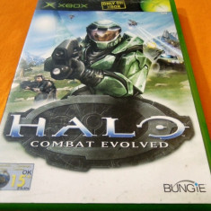 Halo Combat Evolved, xbox classic, original! - Jocuri Xbox Altele, Shooting, 18+, Multiplayer