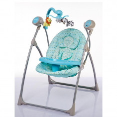 Scaun balansoar electric-BabyMix SW102A - Leagan